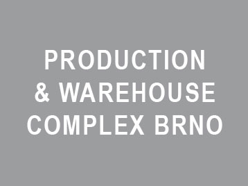 Production & Warehouse Complex Brno